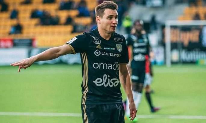 Олейник забил седьмой гол в сезоне за СИК