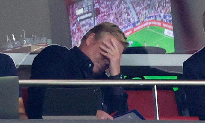 Куман останется в Барсе до игры с Реалом. Потом может быть принято решение об увольнении