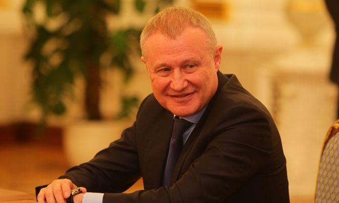 Григорий Суркис: Люди, которые демонстрируют неуважение к Луческу - дураки
