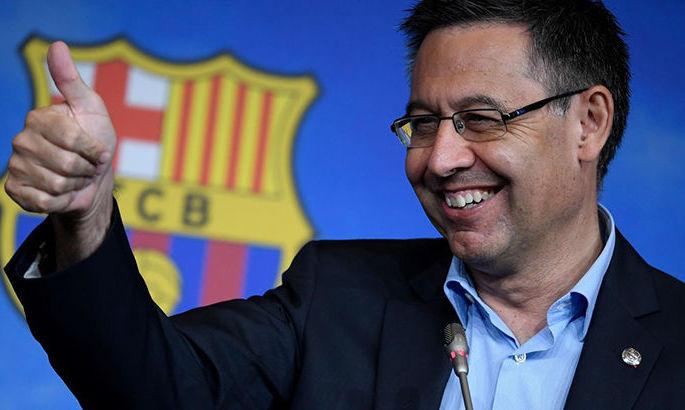 Барселона должна 115 миллионов евро за трансферы бывшего президента