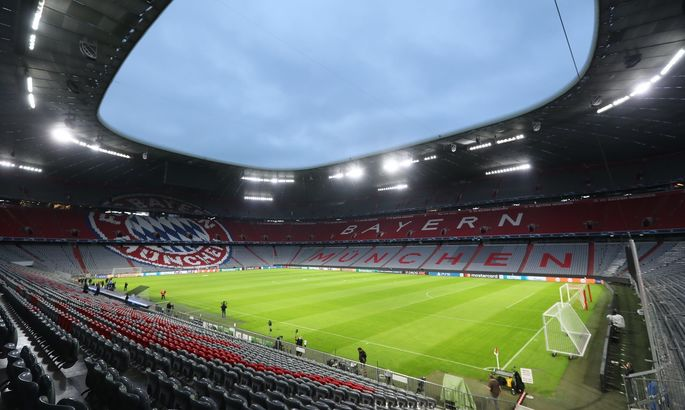 Баварии разрешили заполнять стадион на 100 процентов