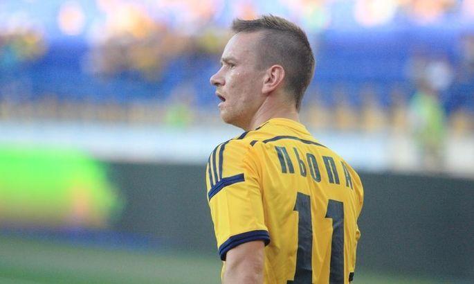 Дмитрий Лепа: Металлист еще должен зарплату за пять месяцев