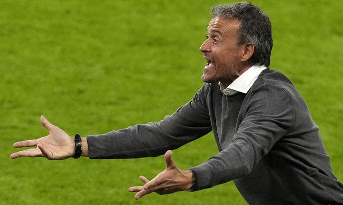 Луис Энрике: Интересно посмотреть, какой уровень Испания покажет против чемпионов Европы