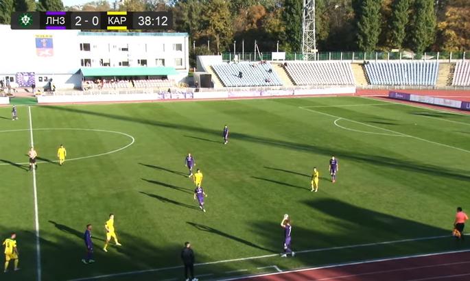 Разные Карпаты: Галич разгромлен, Львов - на втором месте после ЛНЗ. 12 тур в группе А Второй лиги