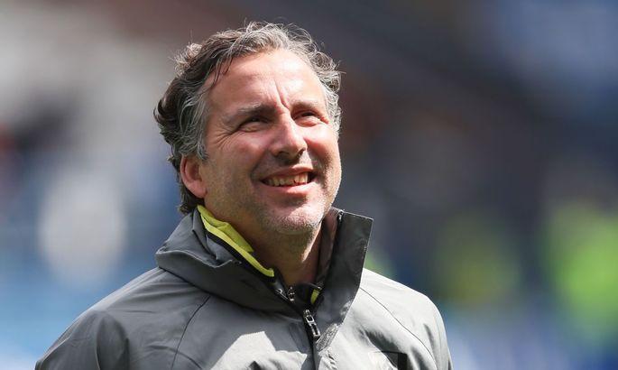 Аутсайдер Ла Лиги назначил нового главного тренера