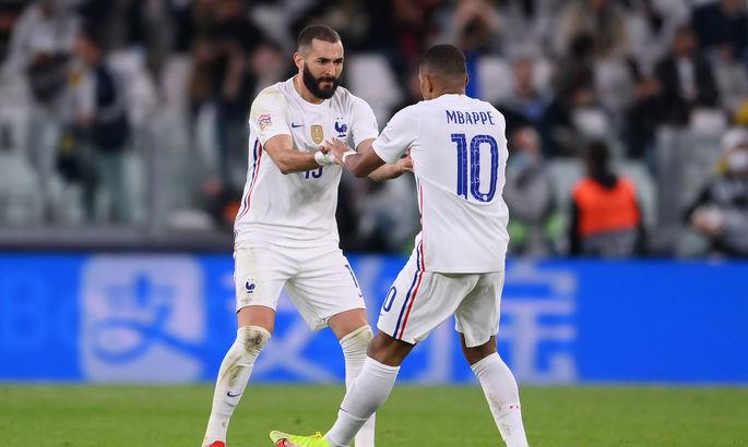 ЛН. Бельгия – Франция 2:3. Невероятный камбек во втором тайме подарил трёхцветным путёвку в финал