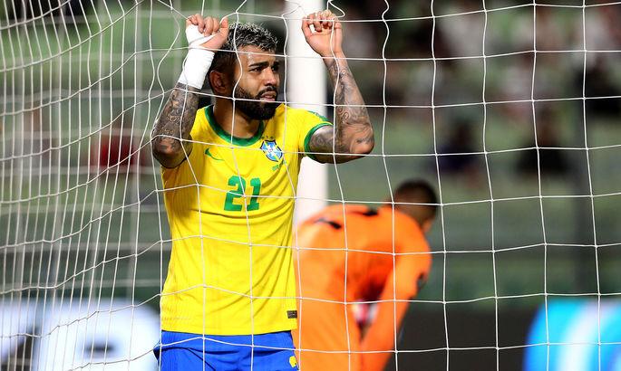 Эрик Рамирес – гроза Бразилии. О матчах отбора ЧМ-2022 в Южной Америке