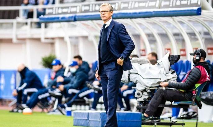 Тренер Финляндии: Украина будет играть на победу