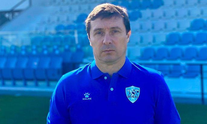 Минай возглавил бывший тренер Мариуполя и молодежки донецкого Шахтера