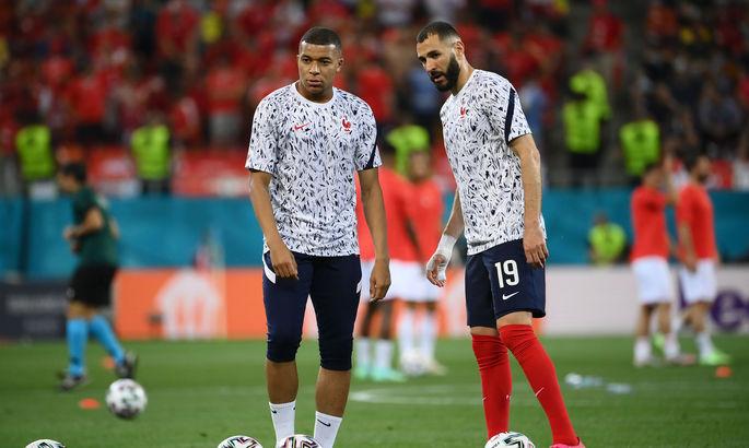 Испания - Франция. Анонс и прогноз финала Лиги Наций на 10.10.2021