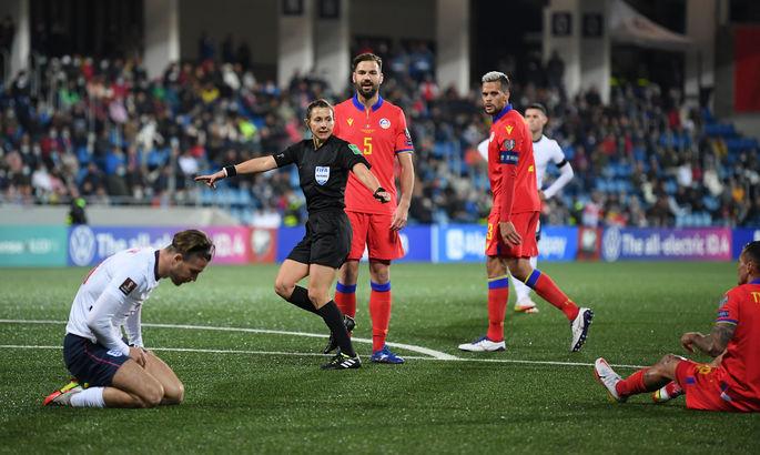Отбор ЧМ-2022. Англия и Польша разгромили аутсайдеров, Албания вновь переиграла Венгрию