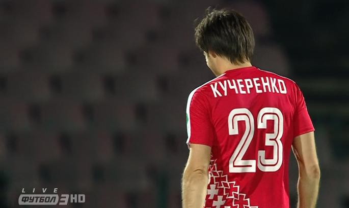 Дебют тренера Купцова с обменом голами от лидеров полузащиты. Волынь - Нива 1:1