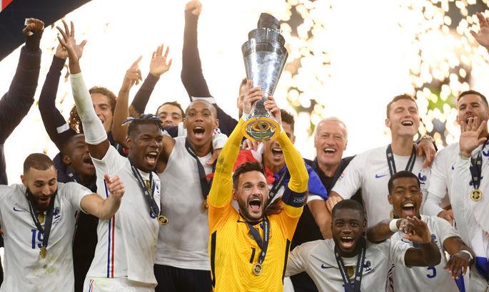 Испания - Франция 1:2. Видео голов и обзор финала Лиги Наций