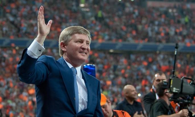 25 лет назад Ринат Ахметов стал президентом Шахтера