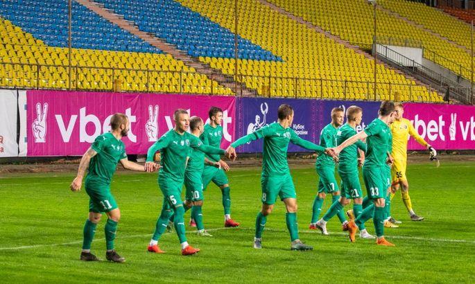 Первая лига в понедельник: Альянс может потеснить Кривбасс на третье место, матчи Металлиста и Оболони