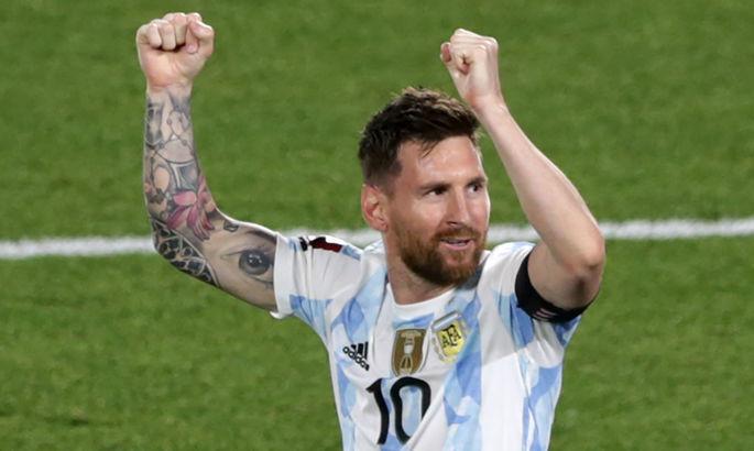 """""""Как приятно наслаждаться такими моментами жизни"""". Месси – первый, кто забил 80 голов в Южной Америке"""