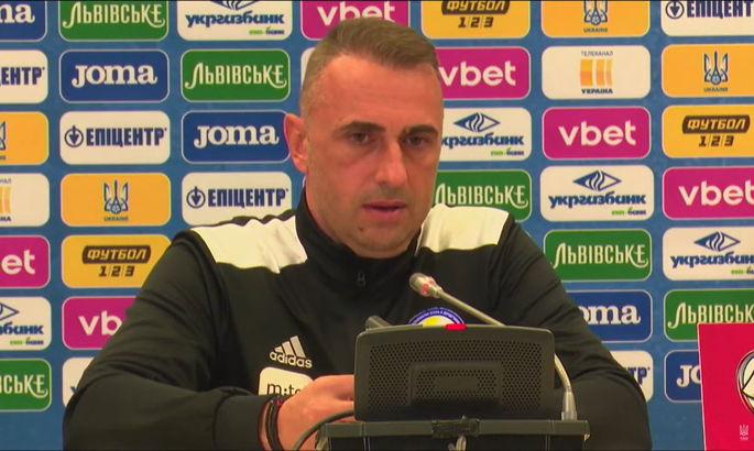 Тренер Боснии: В сборной Украины я бы выделил Малиновского, Ярмоленко и Яремчука