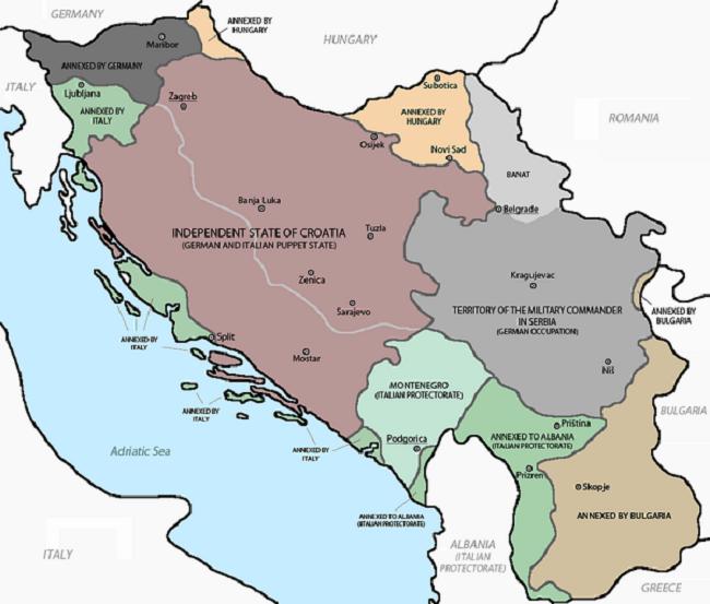 Дерби Мостара - Босния в миниатюре. Война давно закончена, но единством даже не пахнет - изображение 2