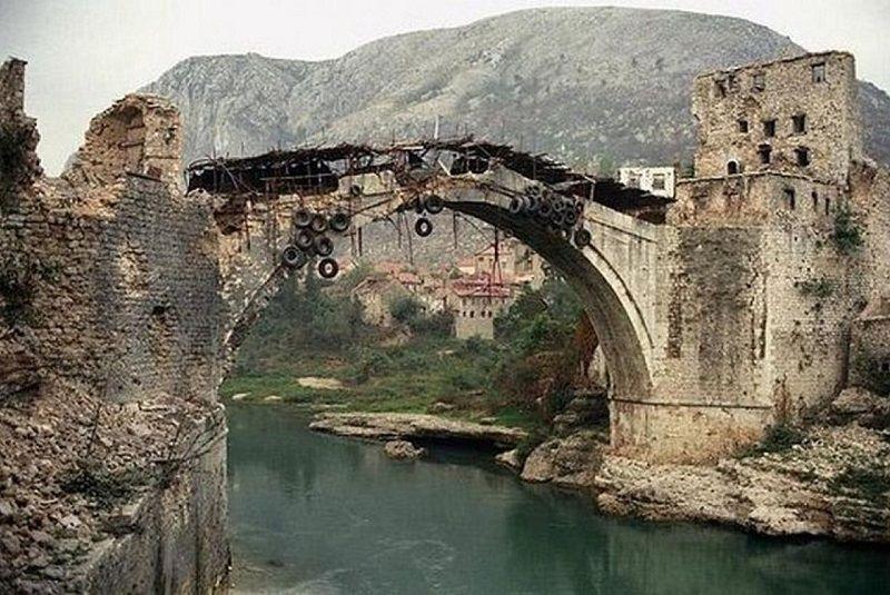 Дерби Мостара - Босния в миниатюре. Война давно закончена, но единством даже не пахнет - изображение 5