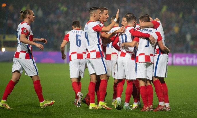 Хорватия - Словакия 2:2. Видео голов и обзор матча