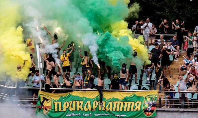 Хмельницкая область vs горцы - вторник в Первой лиге