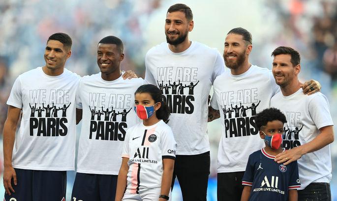 Стало известно, когда Серхио Рамос может дебютировать за Пари Сен-Жермен