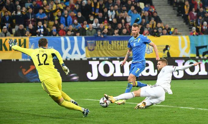 Украина - Босния 1:1. Видео голов и обзор матча