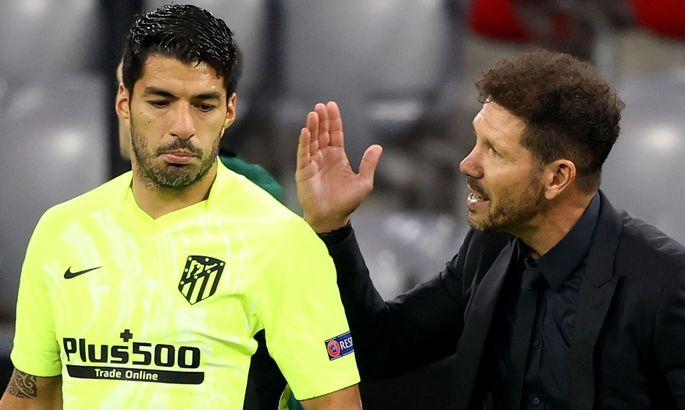 Симеоне: Я попросил Суареса узнать у Месси по поводу возможности перехода Лео в Атлетико