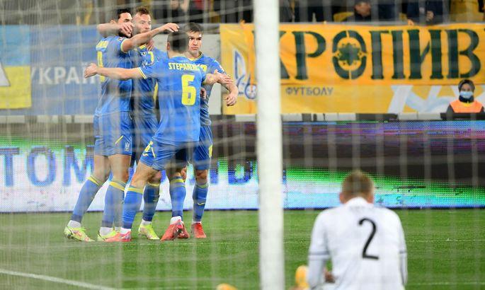 Футбол Украины - сидение на пороховой бочке. Может повезти, может и рвануть. Это точно не про классную команду