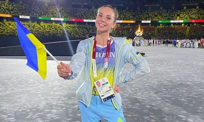 Українська синхроністка в 22 роки завершила кар'єру. Влітку вона завоювала медаль на Олімпіаді в Токіо