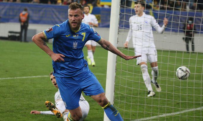 Пресс-служба Вест Хэма напомнила, что Ярмоленко приблизился к рекорду Шевченко
