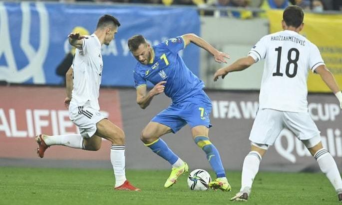 На прием к психологу? Акценты зрителя на игре Украины с Боснией, и не только - изображение 1