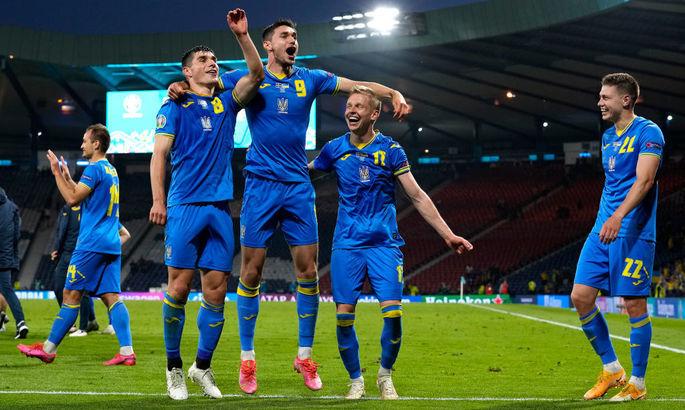На прием к психологу? Акценты зрителя на игре Украины с Боснией, и не только - изображение 4
