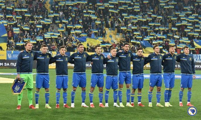 Определилось время начала товарищеского матча сборных Украины и Болгарии