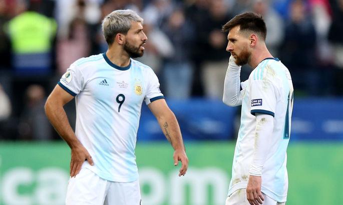 Будни Агуэро. Аргентинец в полном шоке от ухода Месси, но уже успел забить за Барсу дебютный гол