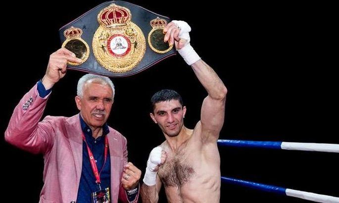Официально: Далакян проведет защиту титула WBA 20 ноября