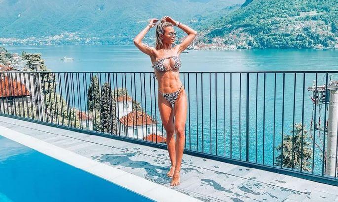 Красотка дня. Сексуальная девушка Лаутаро Мартинеса не боится демонстрировать формы в соцсетях. ФОТО