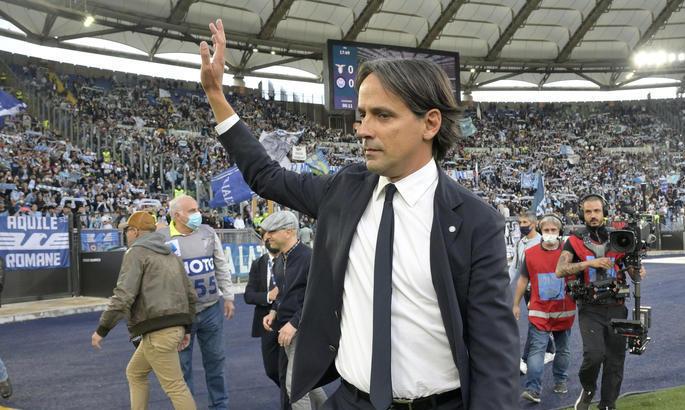 Серия А. Лацио - Интер 3:1. Первое поражение чемпиона