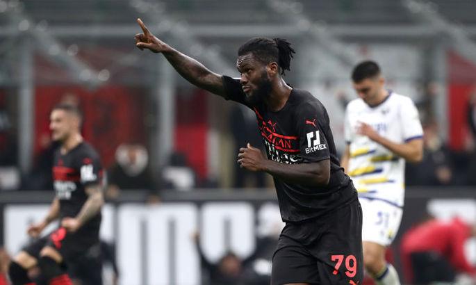 Красно-черный камбэк. Милан - Верона 3:2. Видео голов и обзор матча