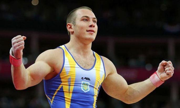 Представлен состав сборной Украины на ЧМ по спортивной гимнастике