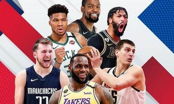 Сегодня в НБА стартует 76-й сезон в истории лиги