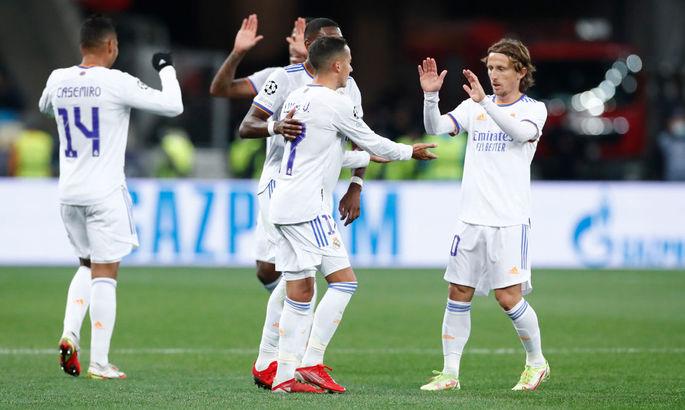 Шахтер – Реал 0:5. Видео голов и обзор матча