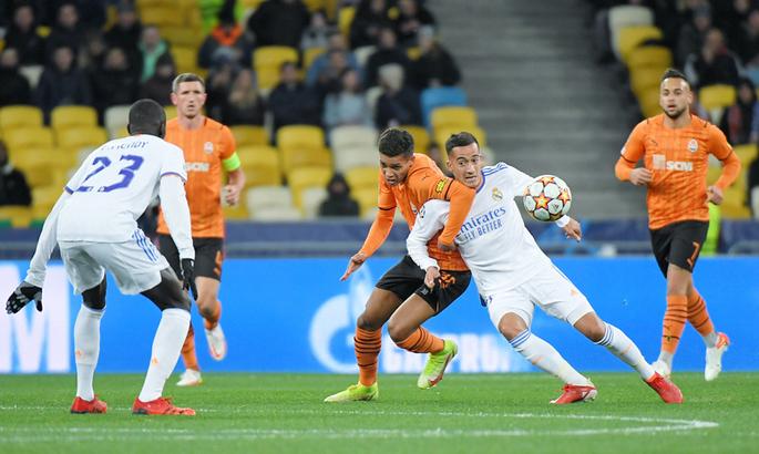 Шахтар - Реал 0:5. Провальна авантюра містера де Дзербі