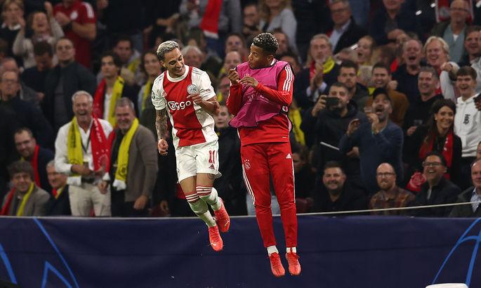 Аллер забил, а Холанд - нет. Видеообзор, как Аякс уничтожил Боруссию Д в матче Лиги чемпионов