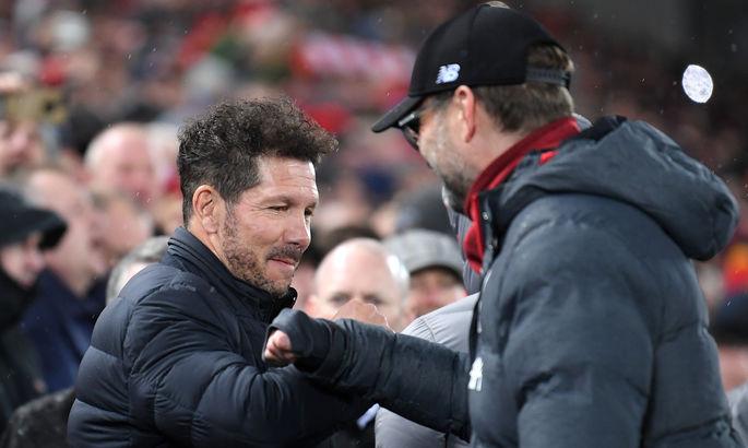 Симеоне не пожал руку Клоппу после матча ЛЧ – Юрген высказался об эпизоде, Диего объяснил решение