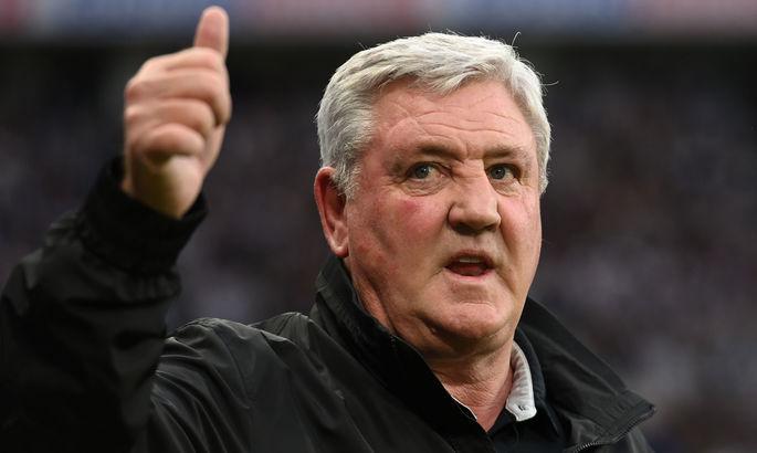 Официально: Стив Брюс уволен с должности главного тренера Ньюкасл Юнайтед
