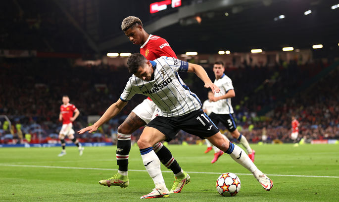 ЛЧ. Манчестер Юнайтед - Аталанта 3:2. Камбэк от манкунианцев оставляет Сульшера на Олд Траффорд