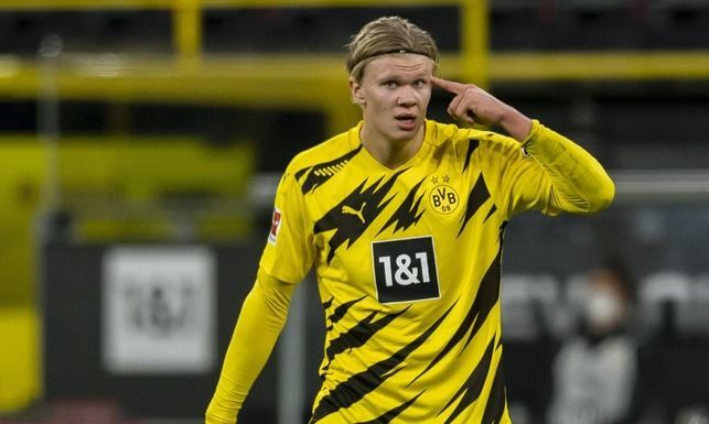 Холанд хочет в зарабатывать в новом клубе 30 миллионов евро в год