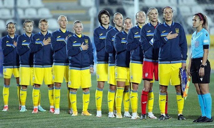 Начали уверенно. Женская сборная Украины в отборе ЧМ-2023 разгромила Фареры