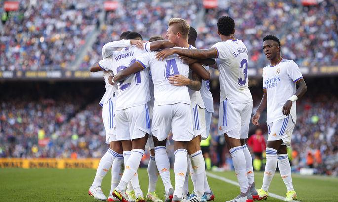 Примера. Барселона - Реал 1:2. Мадрид не впечатлил, но каталонцы еще слабее